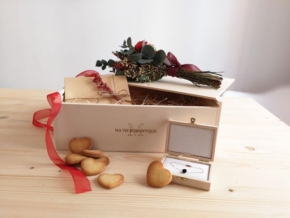 Cajas regalo para San Valentín
