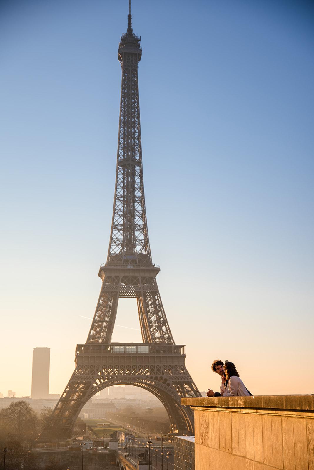 Y volver a París...