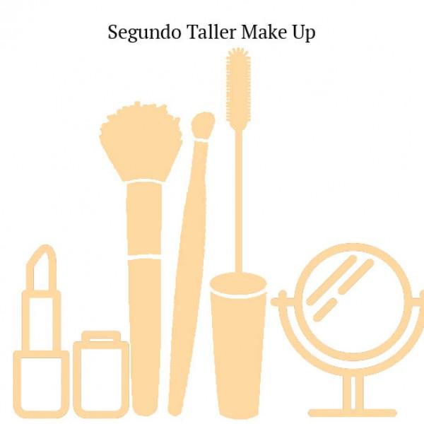 Taller de Maquillaje: Maquillaje suave y maquillaje de día
