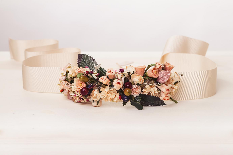Taller Cinturón de Flores