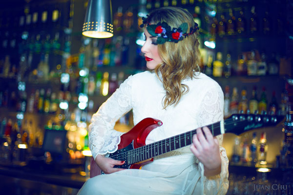 Una novia rockera